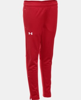 Boys' UA Challenger Knit Pants LIMITED TIME: FREE U.S. SHIPPING  $45