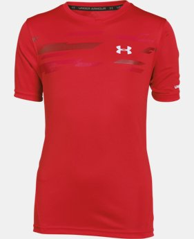 New Arrival Boys' UA Challenger Training Shirt   $22
