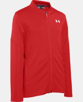 New Arrival Boys' UA Challenger Warm-Up Jacket  2 Colors $55