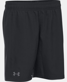 New Arrival Boys' UA Challenger Woven Shorts  1 Color $30
