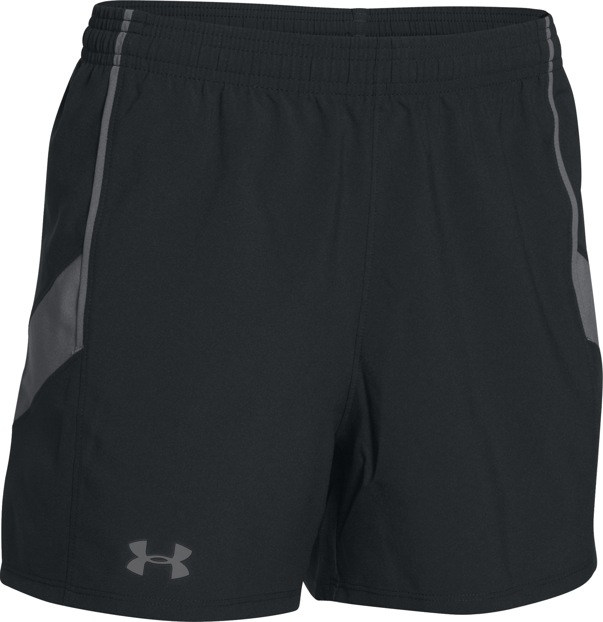 Women's UA Pitch Woven Short, Black