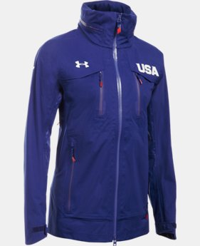 Women's UA Rain Jacket LIMITED TIME: FREE U.S. SHIPPING 1 Color $224.99
