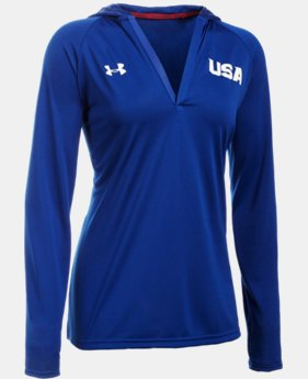 Women's UA 1/4 Hoodie LIMITED TIME: FREE U.S. SHIPPING 1 Color $82.99