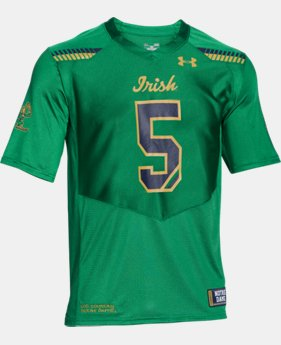 Men's Notre Dame Shamrock Series Premier Jersey  1 Color $59.99