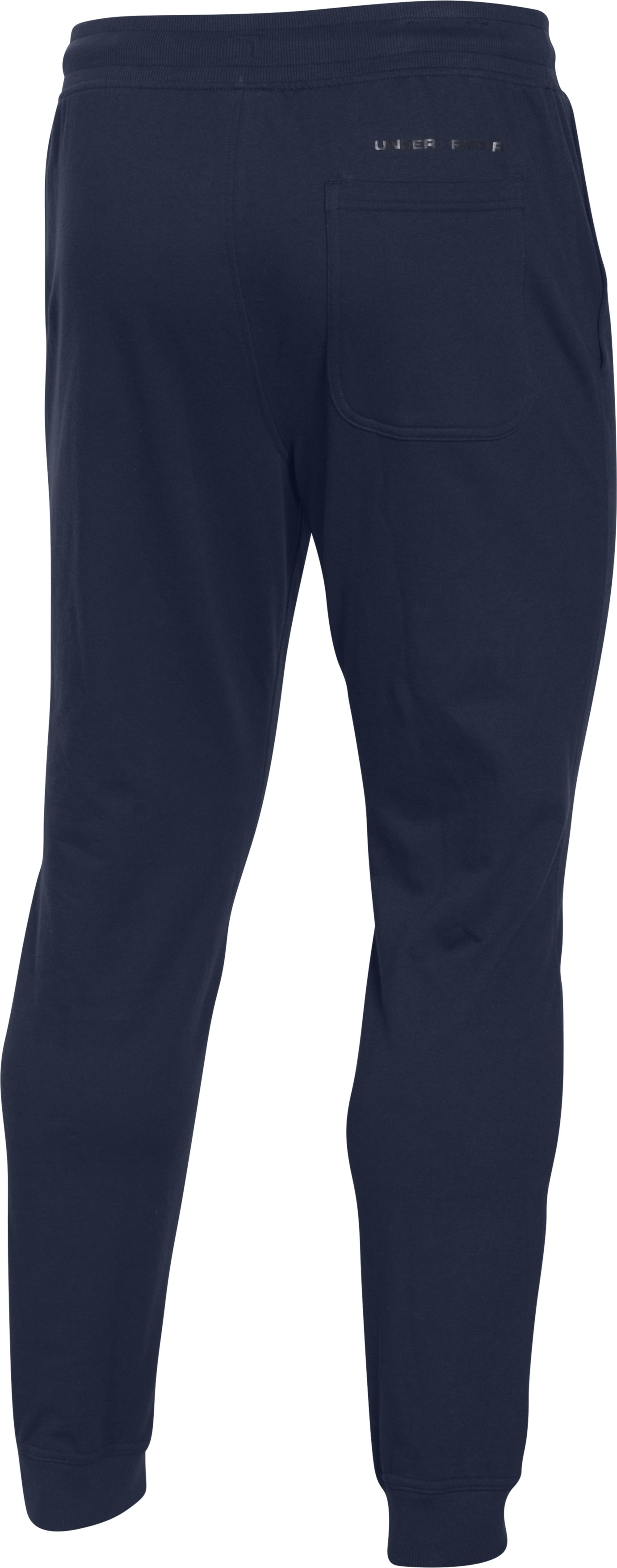 Men's UA Storm Baseline Jogger Pants, Midnight Navy
