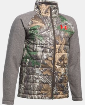 Boys' UA Youth Hybrid Jacket