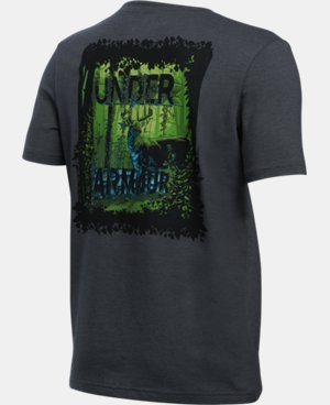 Boys' UA Whitetail Graphic Short Sleeve T-Shirt LIMITED TIME: FREE U.S. SHIPPING 2 Colors $22.99