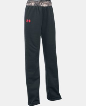 New Arrival  Girls' UA Storm Caliber Pants   $44.99