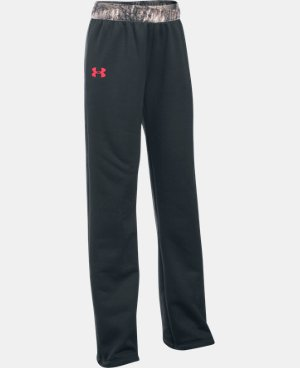 Girls' UA Storm Caliber Pants  1 Color $33.99