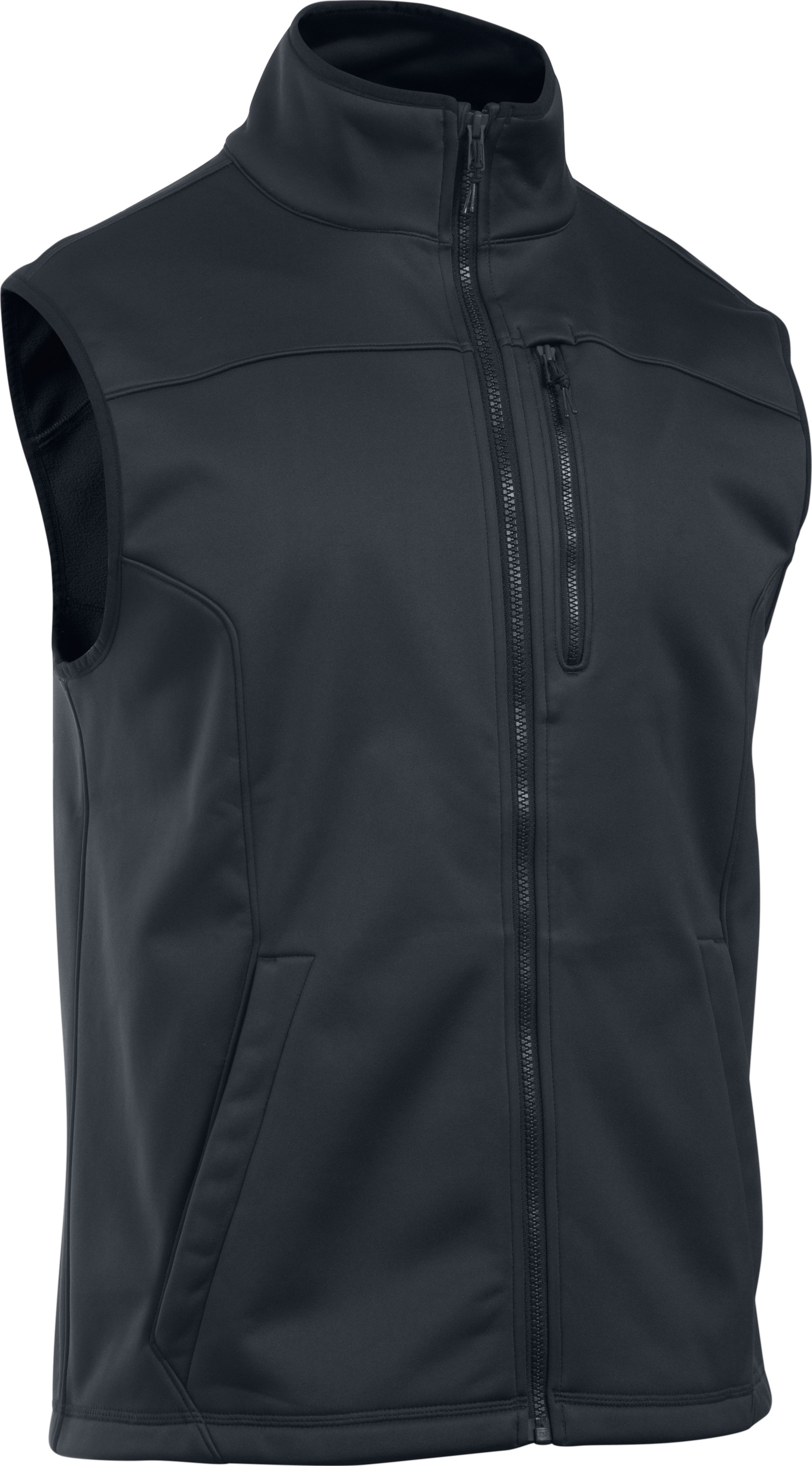 Men's UA Tactical Vest, Dark Navy Blue
