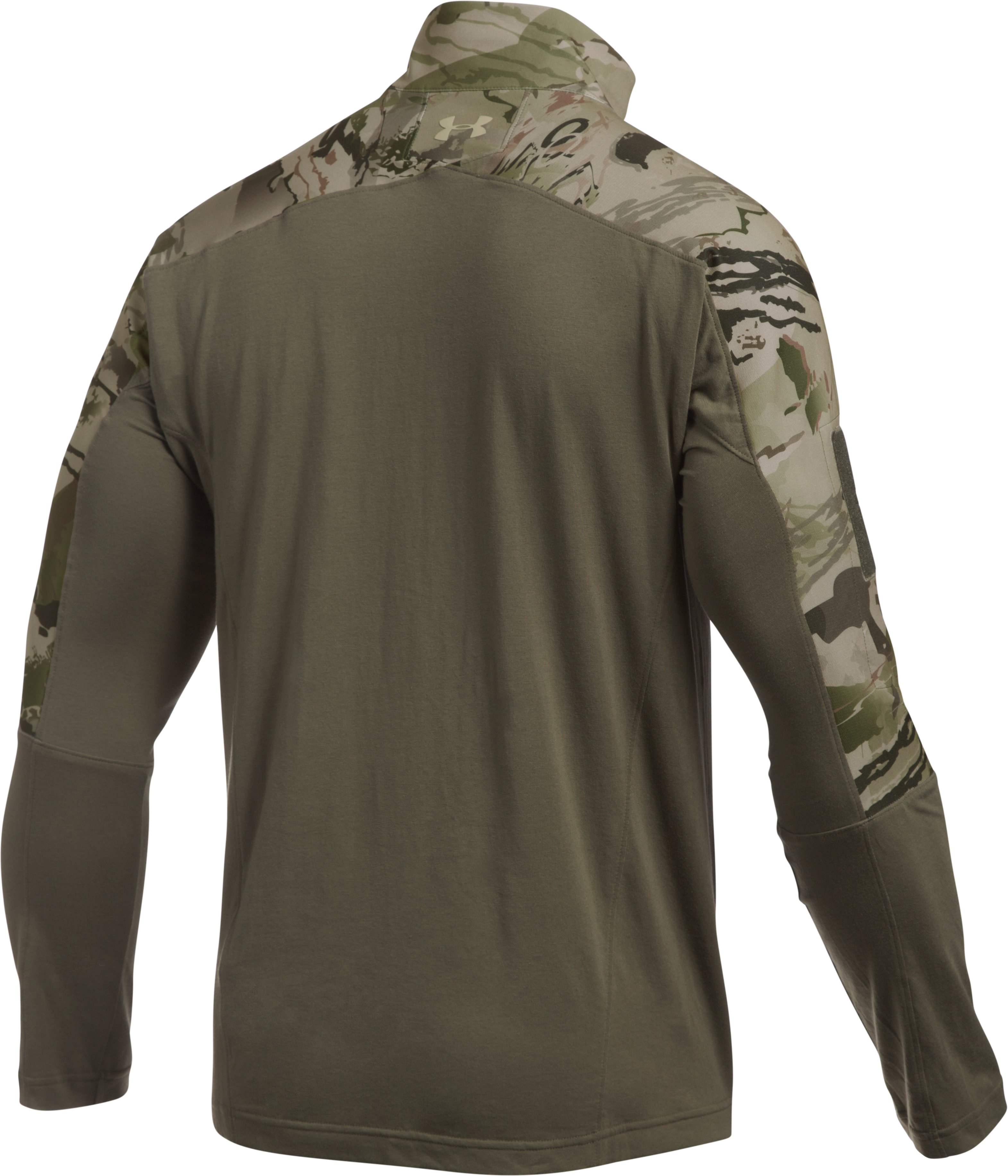 Men's UA Tactical Combat Shirt 2.0, RIDGE REAPER® BARREN