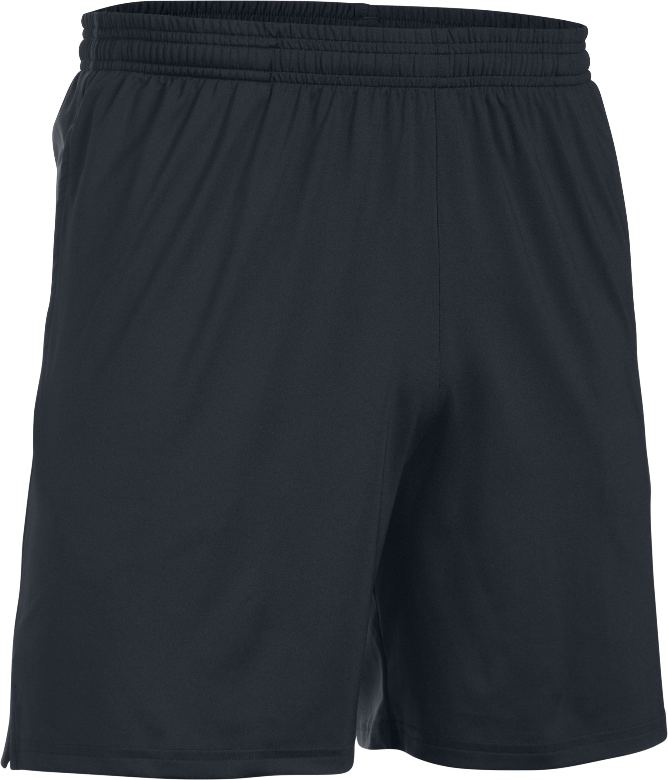 Men's UA Tactical Tech™ Shorts, Dark Navy Blue , undefined