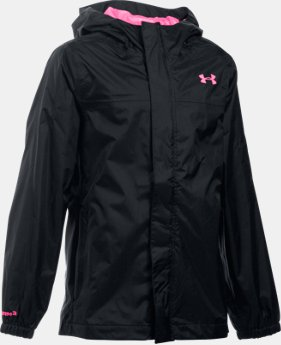 New Arrival Girls' UA Bora Jacket  1 Color $74.99
