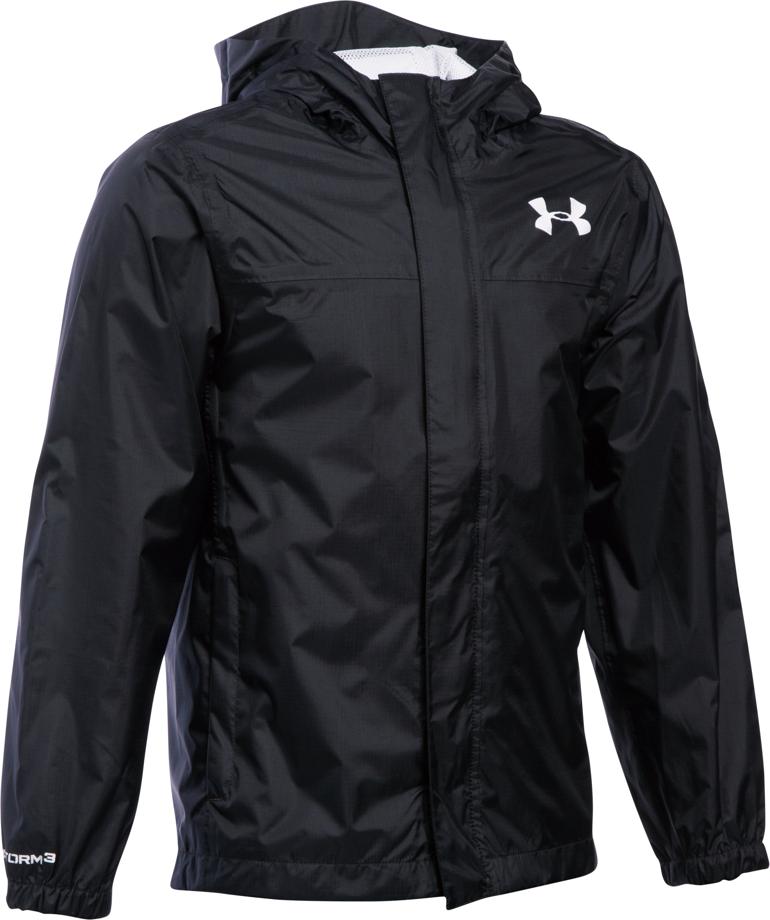 Boysu0026#39; UA Clean Up Piped Baseball Jacket | Under Armour US