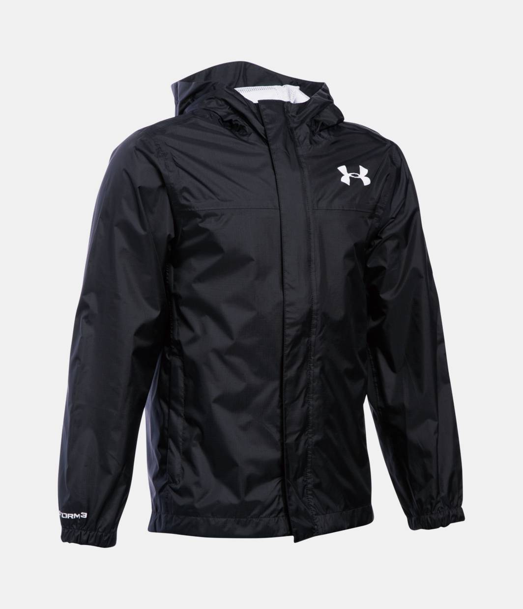 boys 39 ua clean up piped baseball jacket under armour us. Black Bedroom Furniture Sets. Home Design Ideas