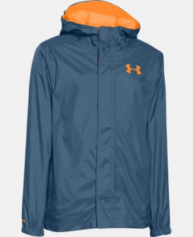 Boys' UA Bora Jacket  1 Color $42.74 to $56.99