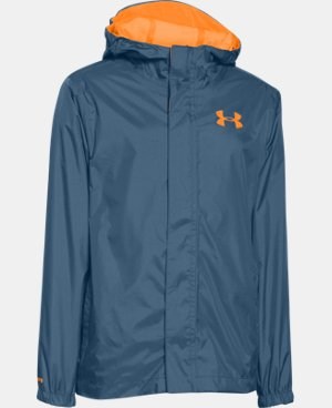 Boys' UA Bora Jacket LIMITED TIME: FREE U.S. SHIPPING 1 Color $56.99