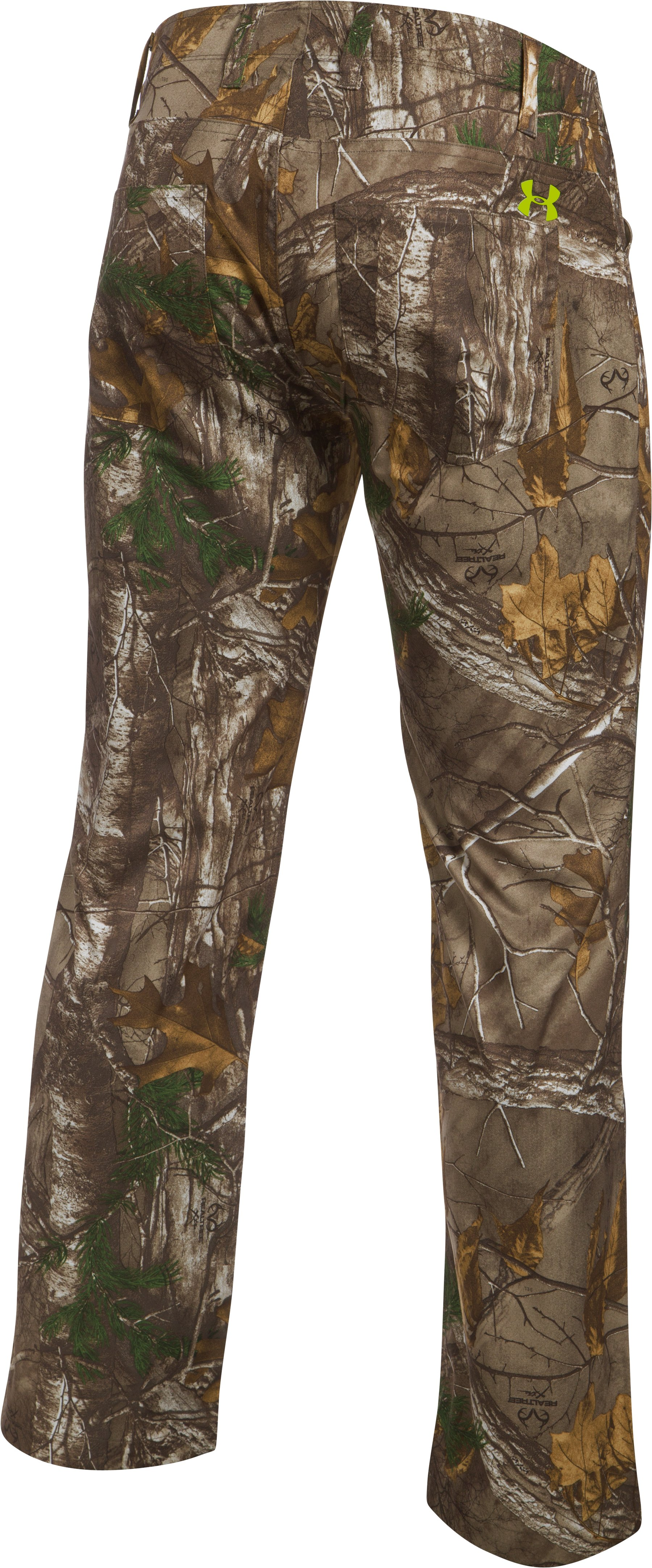 Men's UA Hunt Early Season Field Pants, REALTREE AP-XTRA,