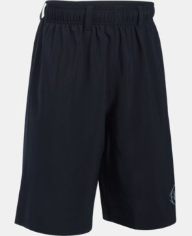Boys' UA Flag Football Shorts LIMITED TIME: FREE SHIPPING 1 Color $29.99