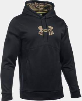Men's UA Storm Caliber Hoodie LIMITED TIME: 25% OFF 1 Color $64.99