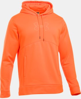 Men's UA Storm Caliber Hoodie LIMITED TIME: FREE SHIPPING 1 Color $56.24