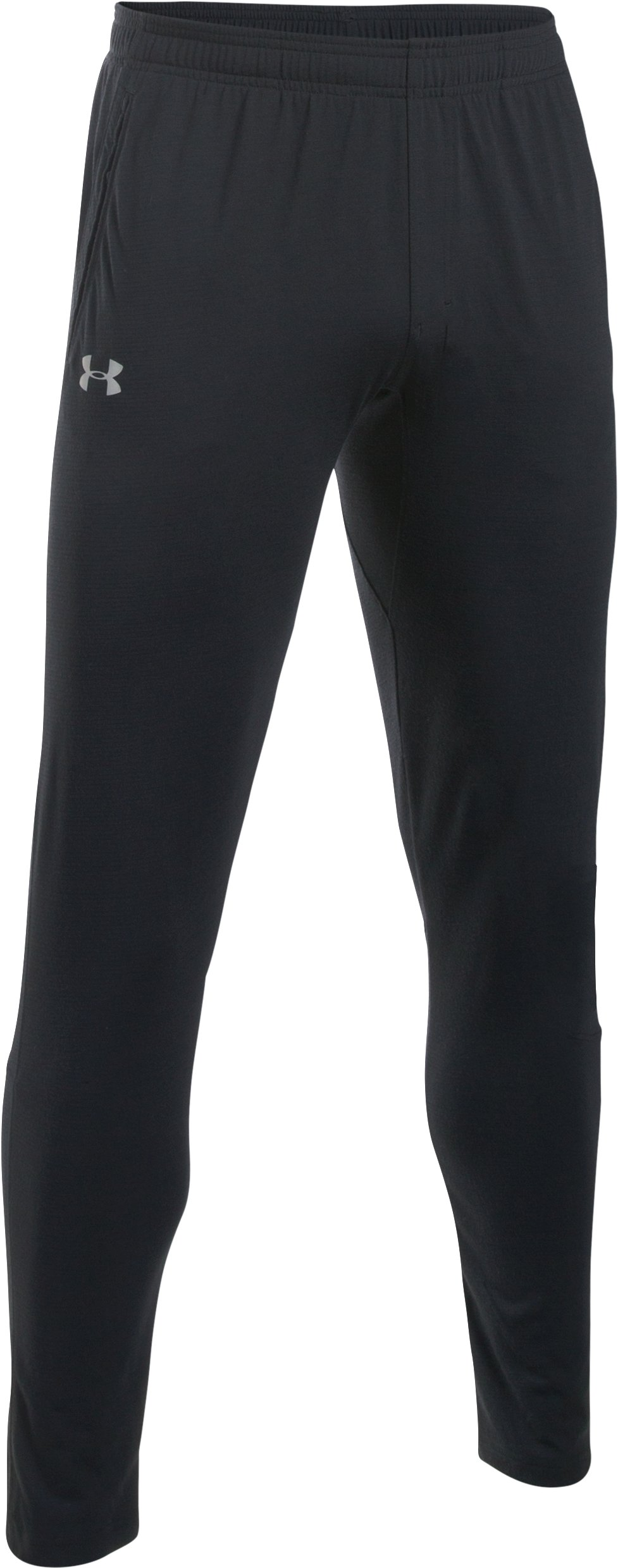 Men's UA Streaker Run Tapered Pants, Black
