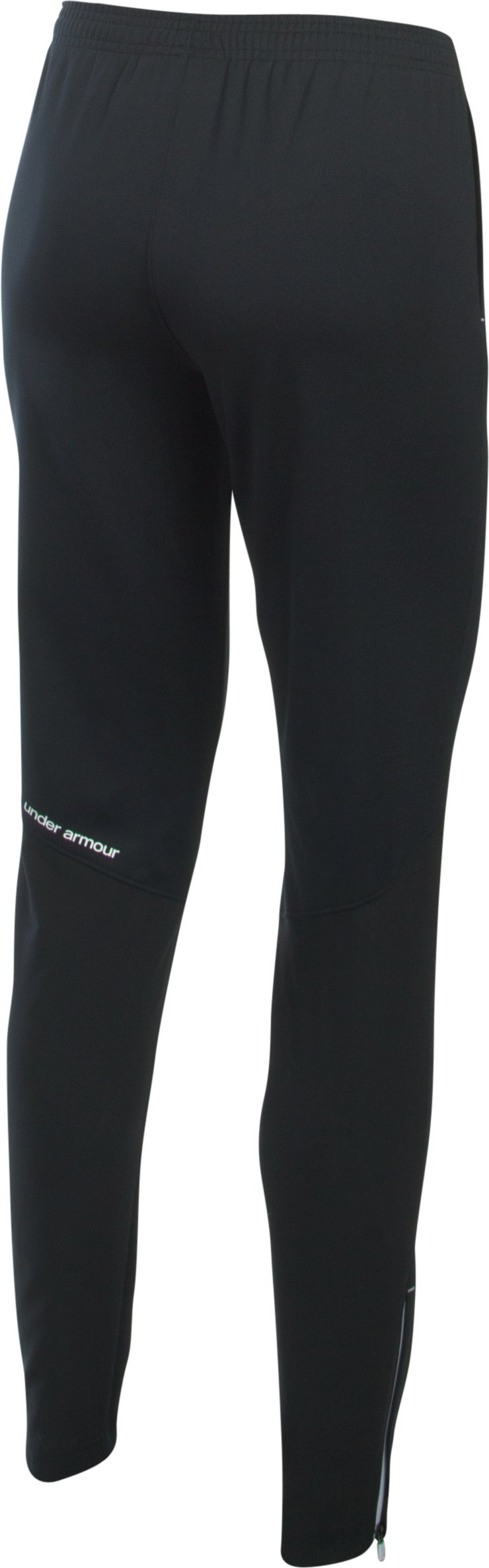 Women's UA Challenger Knit Pants, Black