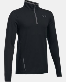 Boys' UA Challenger ¼ Zip  1 Color $30.99