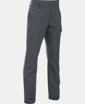 Boys' UA Match Play Cargo Golf Pants  2 Colors $38.99 to $39.74