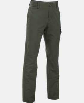 Boys' UA Match Play Cargo Golf Pants  1 Color $29.24