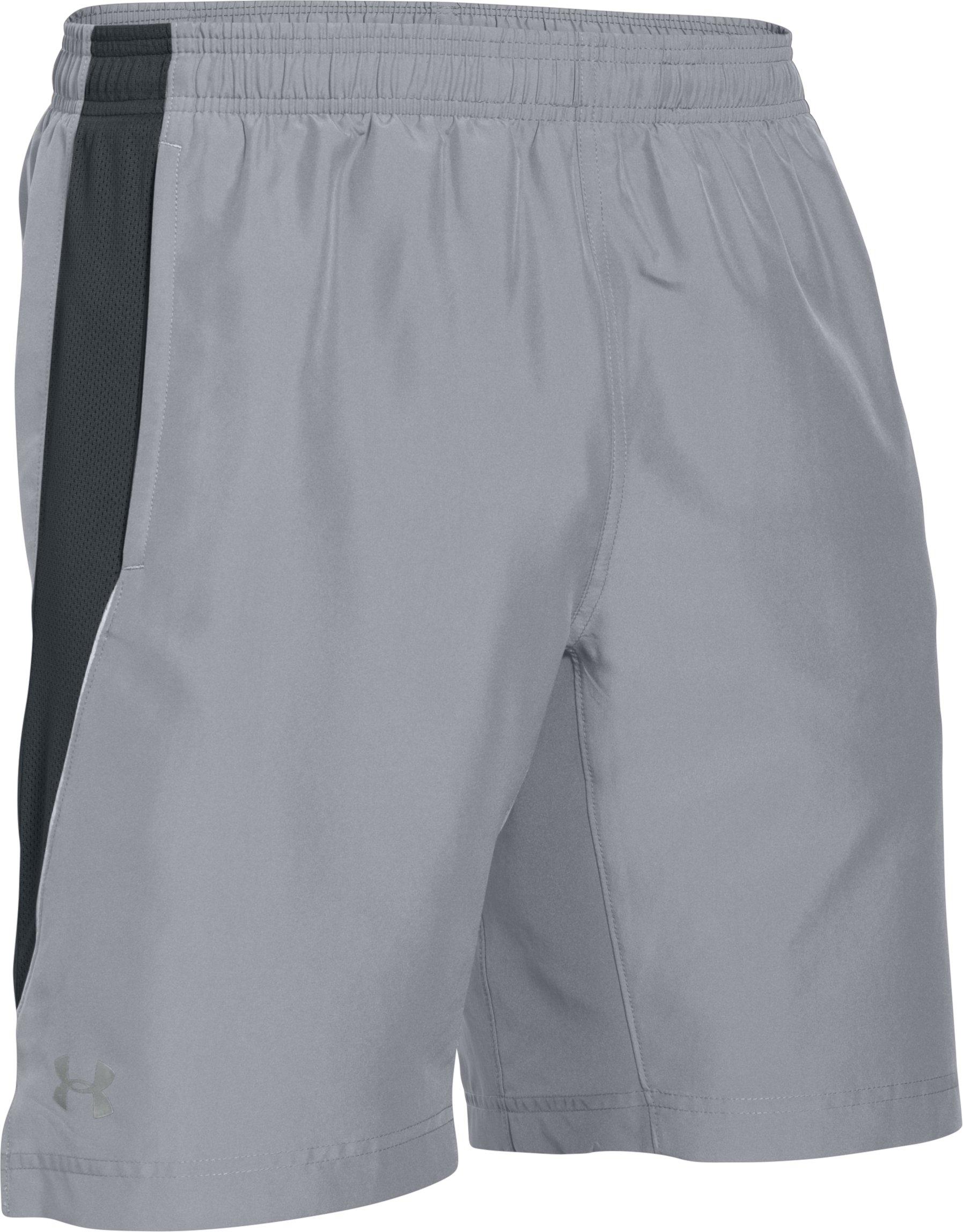 "Men's UA Launch Run 9"" Shorts, Graphite"