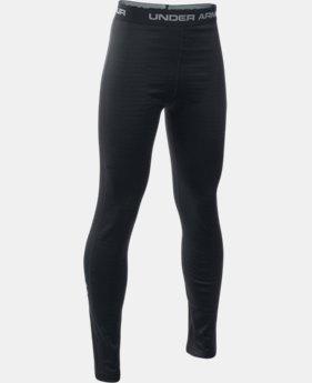 Boys' UA Base™ 2.0 Leggings LIMITED TIME: FREE SHIPPING  $49.99