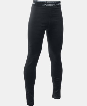 New Arrival  Boys' UA Base™ 2.0 Leggings  1 Color $49.99