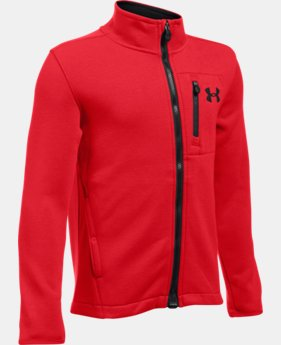 New Arrival Boys' UA Granite Jacket  1 Color $79.99