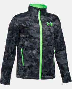 Boys' UA Storm Softershell Jacket  1 Color $99.99