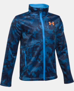 Boys' UA Storm Softershell Jacket  1 Color $114.99