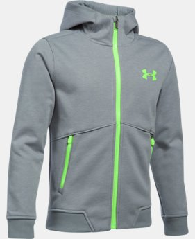 Boys' UA Storm Dobson Softshell  3 Colors $99.99