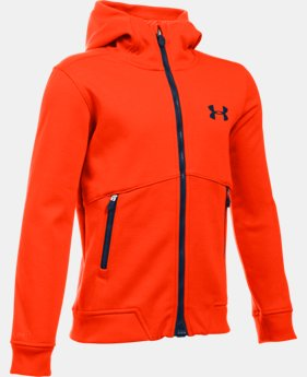 New Arrival Boys' UA Storm Dobson Softshell  3 Colors $99.99