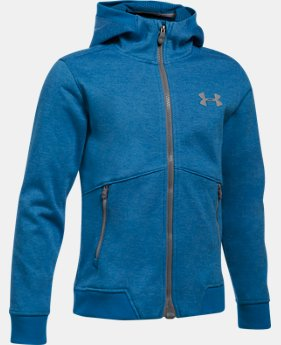 Boys' UA Storm Dobson Softshell  1 Color $99.99