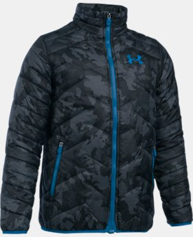 Boys' ColdGear® Reactor Jacket  2 Colors $59.99 to $74.99