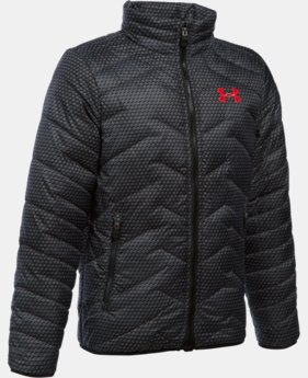 New Arrival Boys' ColdGear® Reactor Jacket   $99.99