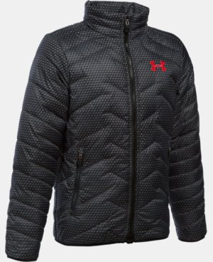 Boys' UA ColdGear® Reactor Jacket  1 Color $114.99