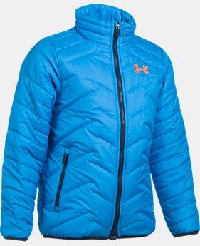 Boys' ColdGear® Reactor Jacket  1 Color $99.99 to $999