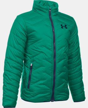 Boys' UA ColdGear® Reactor Jacket  1 Color $74.99