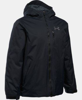 New Arrival Boys' ColdGear® Reactor Yonders Jacket   $129.99