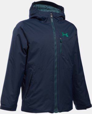 Boys' ColdGear® Reactor Yonders Jacket LIMITED TIME: FREE U.S. SHIPPING  $129.99