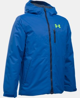 Boys' ColdGear® Reactor Yonders Jacket  2 Colors $97.99