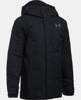 New Arrival  Boys' UA Storm Powerline Insulated Jacket  1 Color $169.99