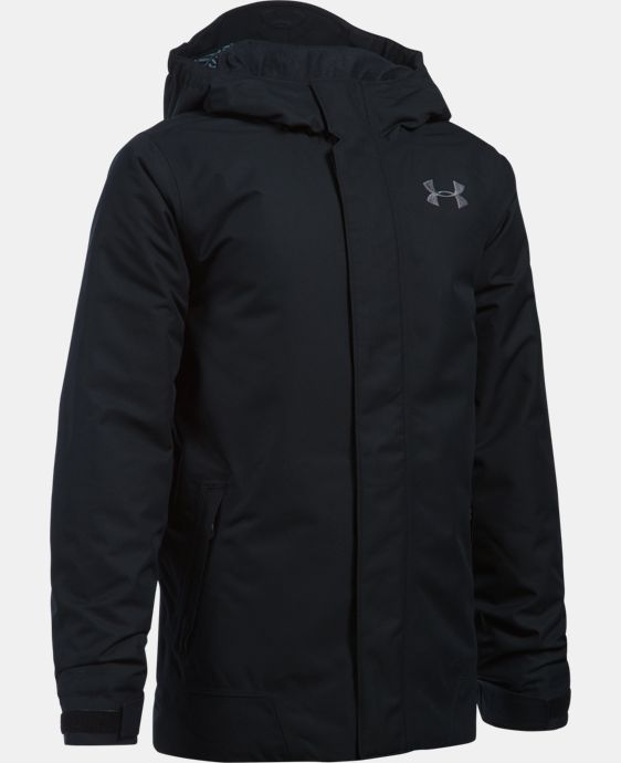 New Arrival  Boys' UA Storm Powerline Insulated Jacket   $169.99