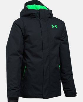 Boys' UA Storm Powerline Insulated Jacket  2 Colors $149.99